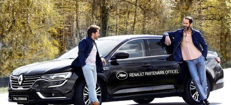 Το Renault Talisman θα είναι το επίσημο αυτοκίνητο του Φεστιβάλ των Καννών