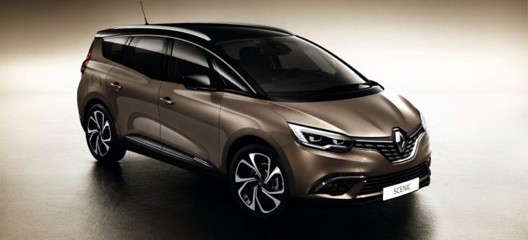 Επίσημο: Νέο Renault Grand Scenic