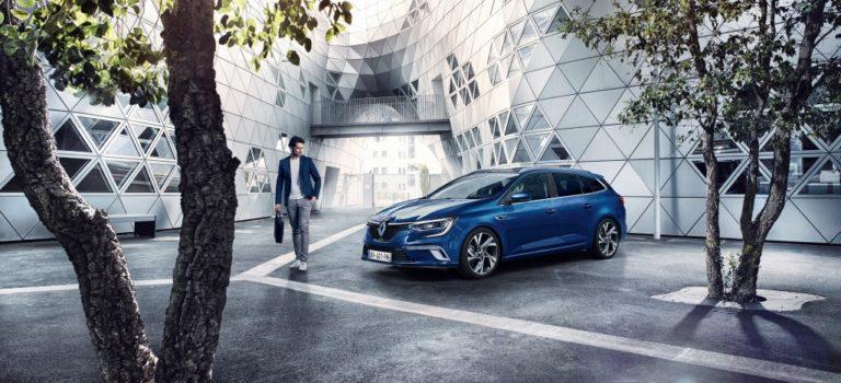 Από €19.900 το νέο Renault Megane Estate στην Γαλλία