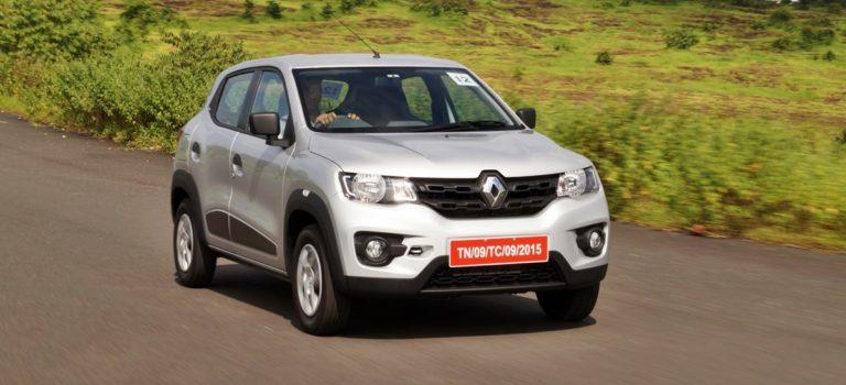 Η Renault ανακοίνωσε την κατασκευή του kwid στη Βραζιλία