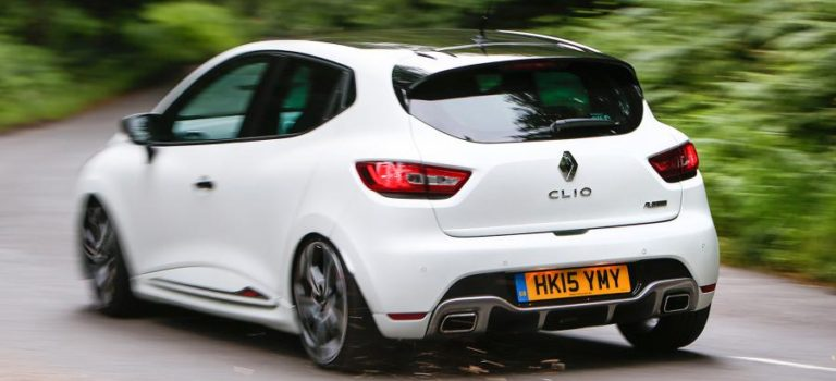 Renault Clio RS facelift με 250 ίππους;