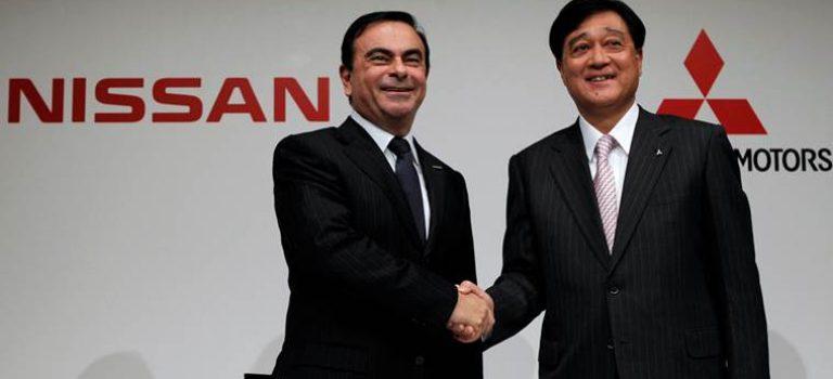 Η Nissan πήρε τον έλεγχο της Mitsubishi