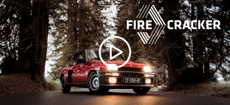 Renault 5 Turbo 2 – Pure Firecracker [Video]