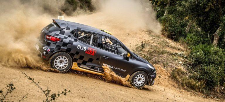 Renault Clio: Γράφει ιστορία και στους αγώνες