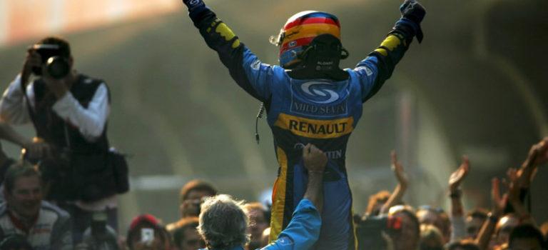 "Fernando Alonso – ""Η Renault θα είναι πάντα η ομάδα της καρδιάς μου"""