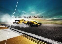 Renault F1 – #LetsRaceTogetherContest