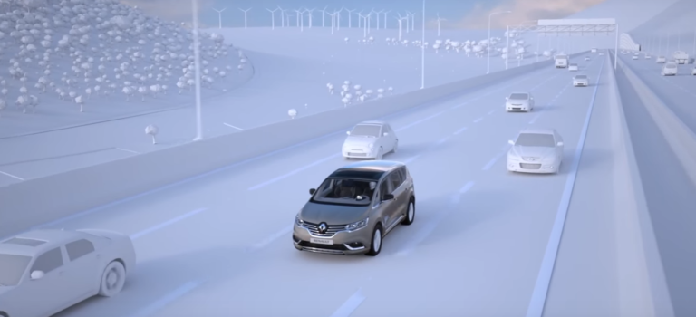 Τα χαρακτηριστικά της αυτόνομης οδήγησης από την Renault [Video]