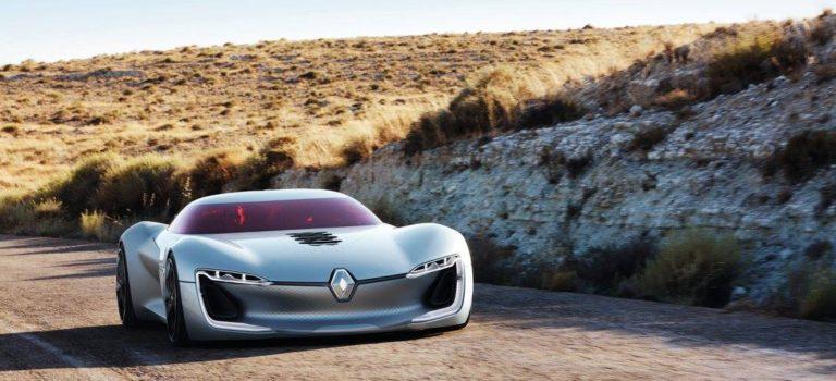 Trezor: το ηλεκτρικό GT που παρουσιάζει το μέλλον της Renault