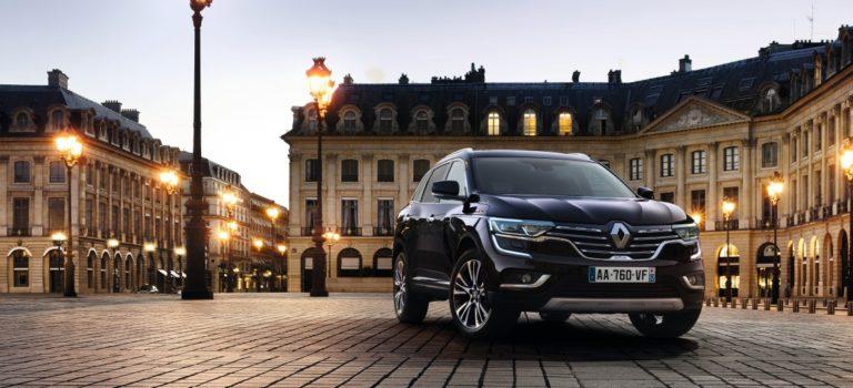 Νέα Renault Koleos και Koleos Initiale Paris (Ευρωπαϊκή πρεμιέρα)