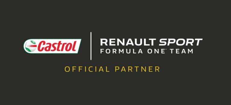 Η Renault Sport Racing ανακοίνωσε την συνεργασία με τις BP και Castrol