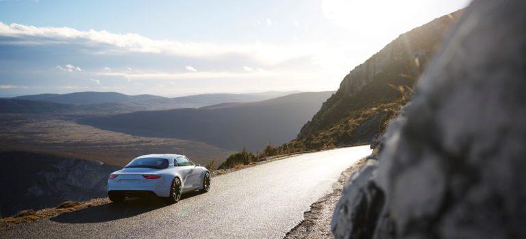 Η νέα Alpine θα παρουσιαστεί στη έκθεση της Γενεύης