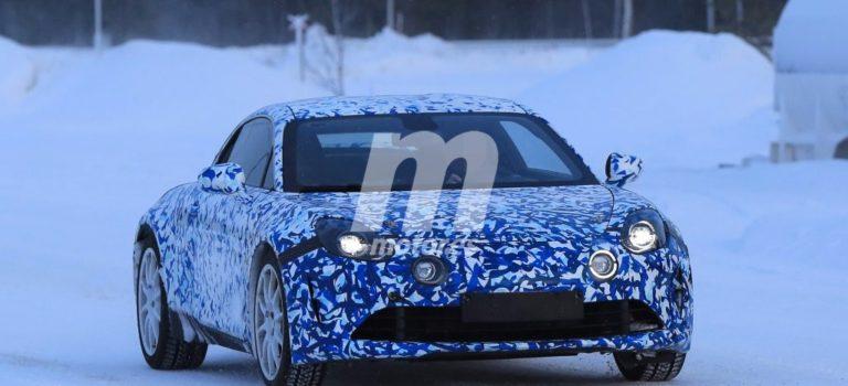 Alpine 2017: η ανάπτυξη του νέου σπορ αυτοκινήτου μπαίνει στην τελική ευθεία (Spy Photos)
