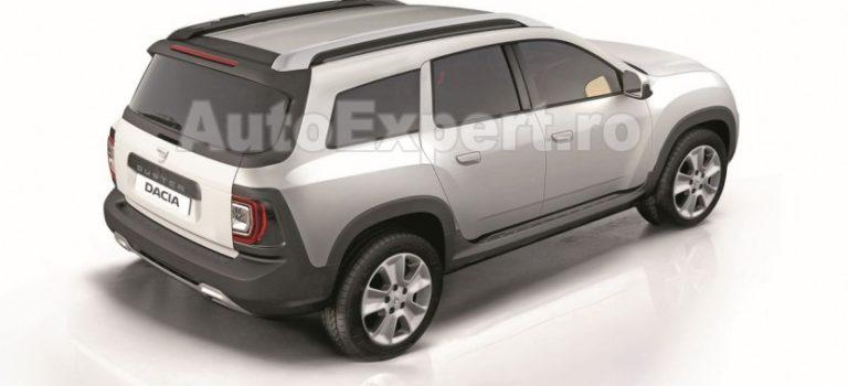 Στην τελική ευθεία η νέα γενιά Dacia Duster
