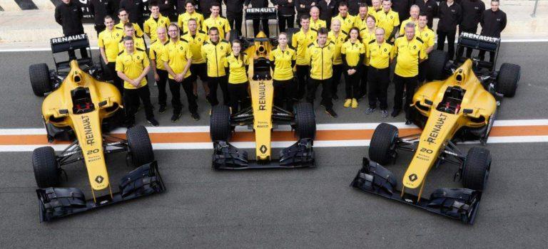 Η Renault Sport Racing στήνει την βάση της στο Le Castellet σε συνεργασία με την Winfield