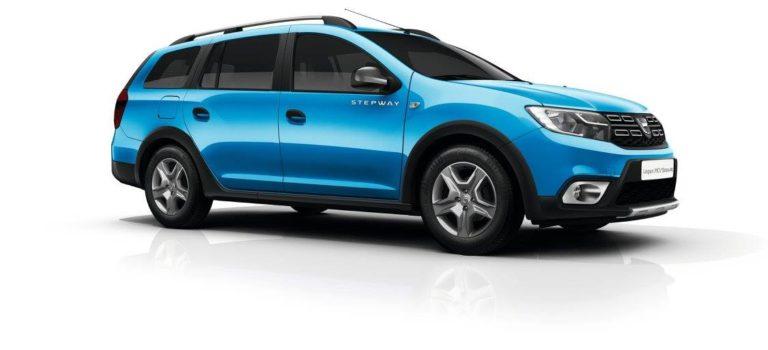 Νέο μέλος στην οικογένεια Stepway το Dacia Logan MCV Stepway [Φωτογραφίες]