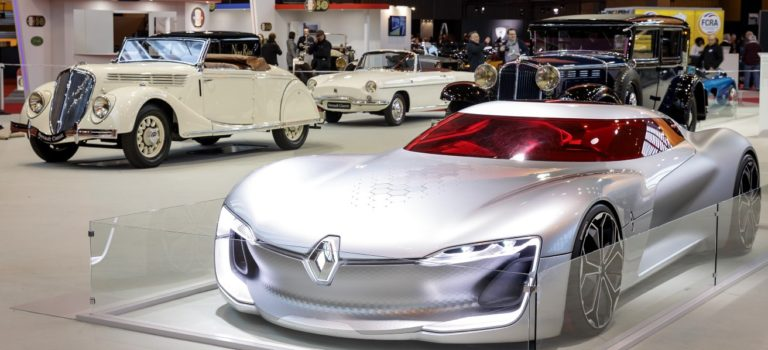 Renault Retromobile 2017: από την Belle Epoque έως σήμερα