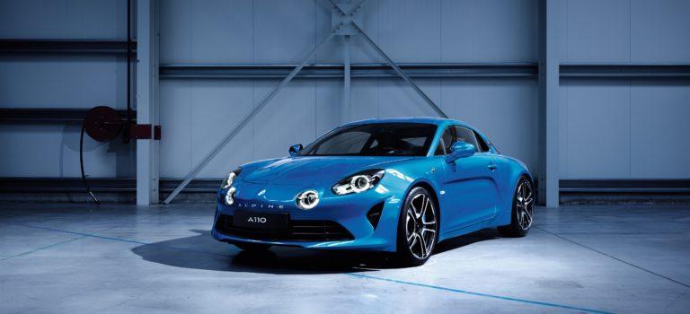 Επίσημο: H Alpine αποκαλύπτει τις πρώτες φωτογραφίες του νέου αυτοκινήτου παραγωγής της: την νέα A110