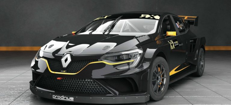 Prodrive και Renault θα λάβουν μέρος στο Παγκόσμιο Πρωτάθλημα Rallycross του 2018