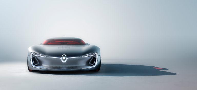 Το Renault Trezor ψηφίστηκε ως Concept Car of the Year στη Γενεύη στα βραβεία σχεδιασμού αυτοκινήτων
