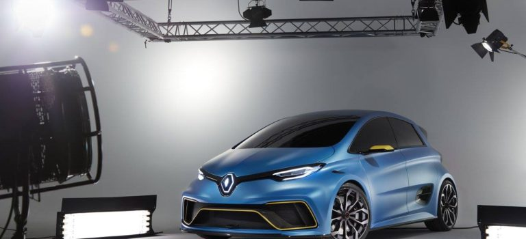 Renault ZOE e-Sport Concept [Φωτογραφίες – Βίντεο]