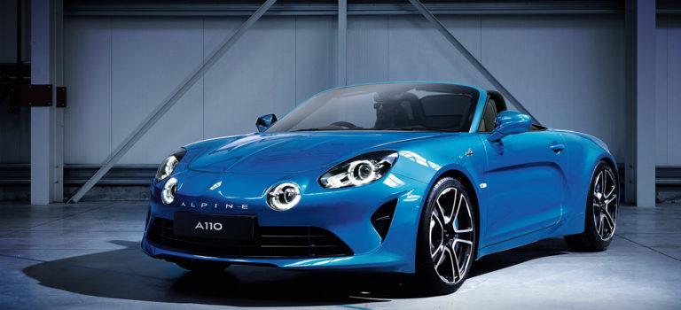 Μια Alpine A110 Cabriolet θα είναι το επόμενο λογικό βήμα [Rendering]