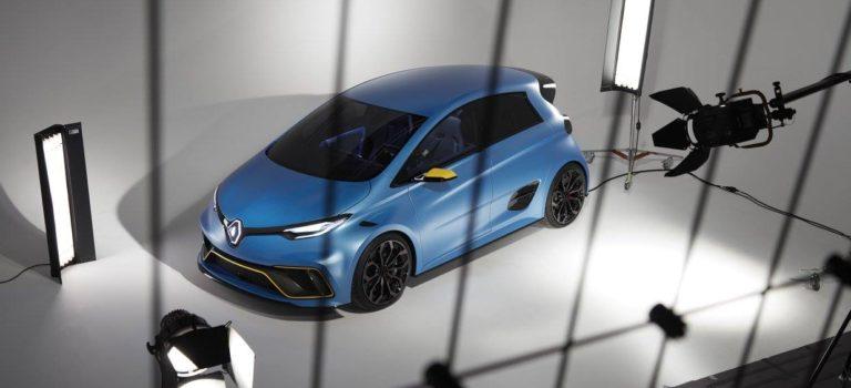 Μπορεί το Renault ZOE e-Sport Concept που παρουσιάστηκε στη Γενεύη, να οδηγήσει στην κατασκευή ενός «ζωηρού» ZOE;