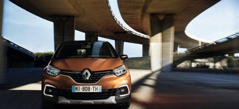 87o Σαλόνι αυτοκίνητου Γενεύης – Το Ανανεωμένο Renault Captur