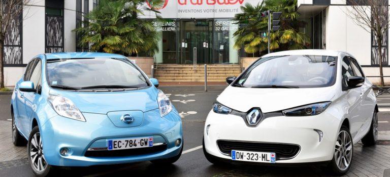 Συνεργασία της Renault-Nissan και Transdev στα αυτόνομα αυτοκίνητα