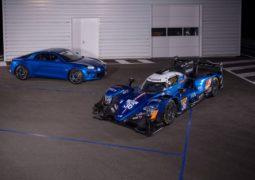Η Alpine παρουσίασε την νέα A470 για το Παγκόσμιο Πρωτάθλημα Αντοχής 2017