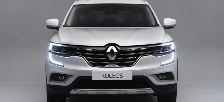 Η Renault Samsung άρχισε να εξάγει το QM6 (Koleos) στην Ευρώπη