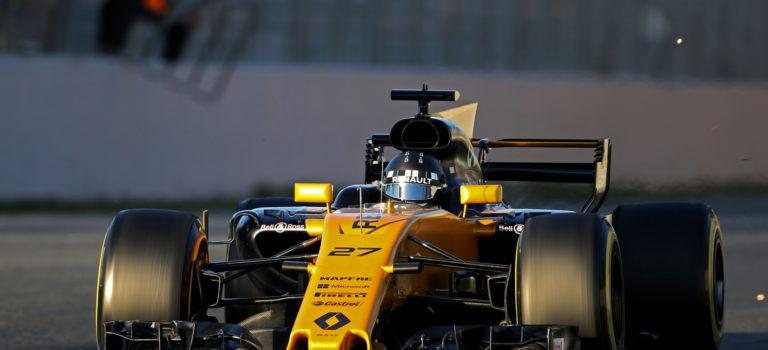 Χειμερινές δοκιμές F1 Βαρκελώνη 2017