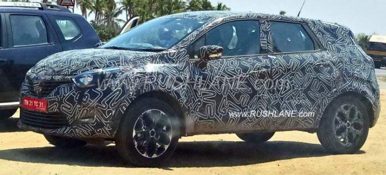 Το Renault Kaptur πατάει Ινδία