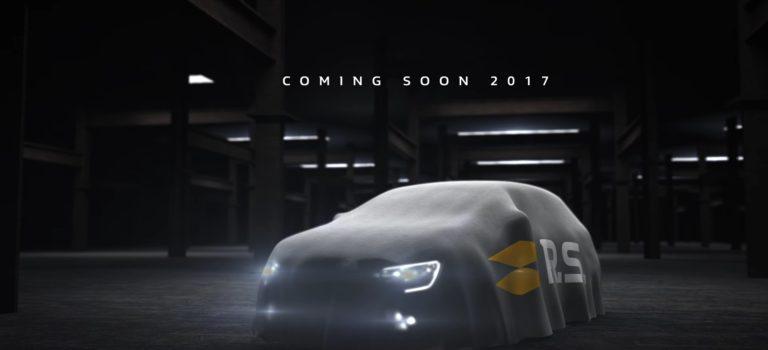 Η Renault Sport μας δίνει μια γεύση από το νέο Megane RS 2017 [Βίντεο]