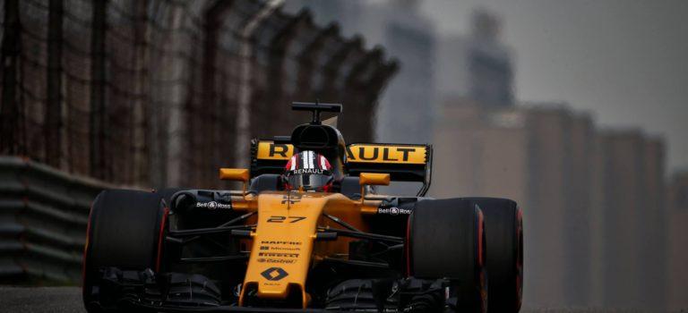 Grand Prix Κίνας 2017 – Δια χειρός Hulkenberg για πρώτη φορά στο Q3 η Renault