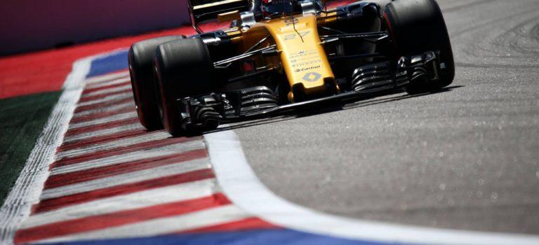 Grand Prix Ρωσιας QP | Ο Hülkenberg για τρίτη φορά φέτος στην πρώτη δεκάδα
