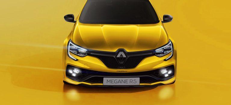 Renault Mégane RS IV – Ήπια σχεδίαση, 300 ίππους, χειροκίνητο κιβώτιο
