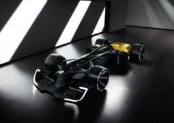 Η Renault εξερευνά το μέλλον της Formula 1 με το R.S. 2027 Vision