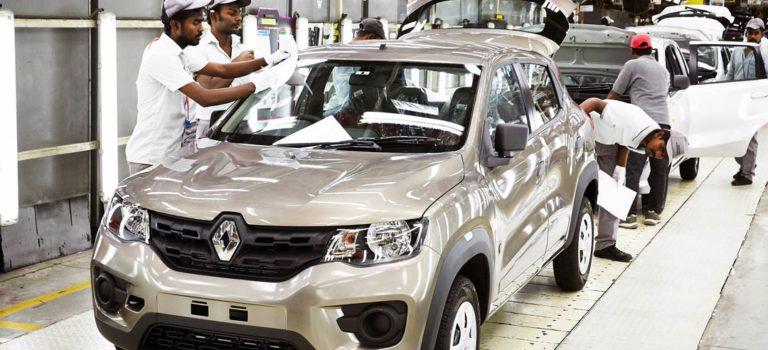 Στο κόκκινο το εργοστάσιο της Renault-Nissan στο Chennai της Ινδίας