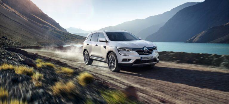 Από €29,900 το νέο Renault Koleos στην Γαλλία