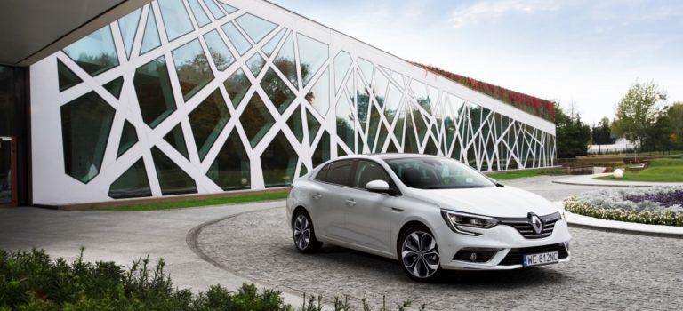 Η κατασκευή του Renault Megane Sedan [video]