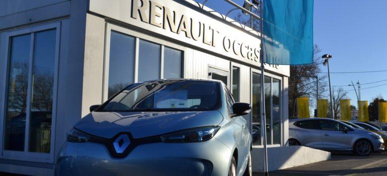 Η Renault προσφέρει μεταχειρισμένα Zoé για την ανάπτυξη της μεταχειρισμένης αγοράς ηλεκτρικών οχημάτων