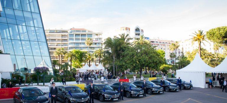 Η Renault «μεταφέρει» το 70ο Φεστιβάλ Κινηματογράφου των Καννών