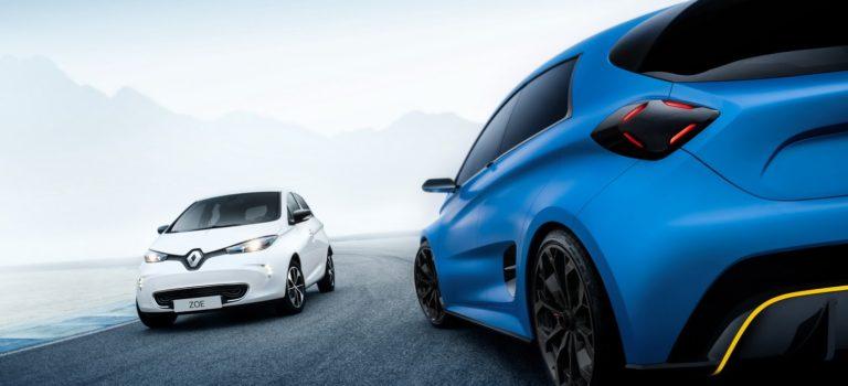 Η Renault αναπτύσσει την γκάμα ηλεκτρικών μοντέλων | Πιθανή έλευση νέων μοντέλων στο τέλος της χρονιάς