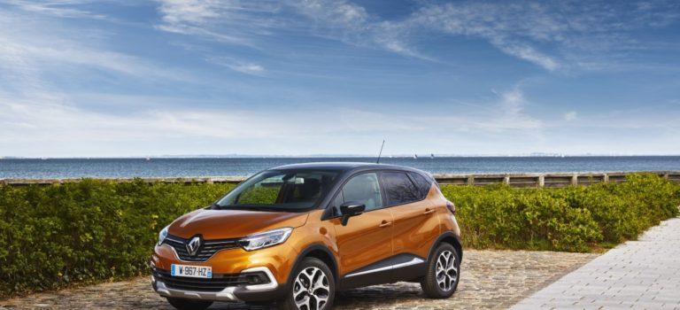 Νέο Renault Captur: Ακόμη πιο ξεχωριστό και «συνδεδεμένο»