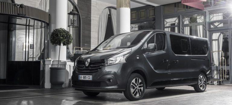 Renault TRAFIC SpaceClass: Νέα high-end έκδοση | Ντεμπούτο στο Φεστιβάλ Κινηματογράφου των Καννών