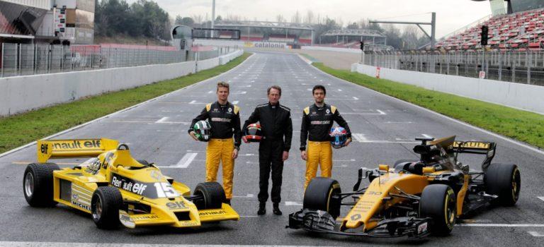 F1 | Η Renault γιορτάζει την 40ετή επέτειο της στην Formula 1