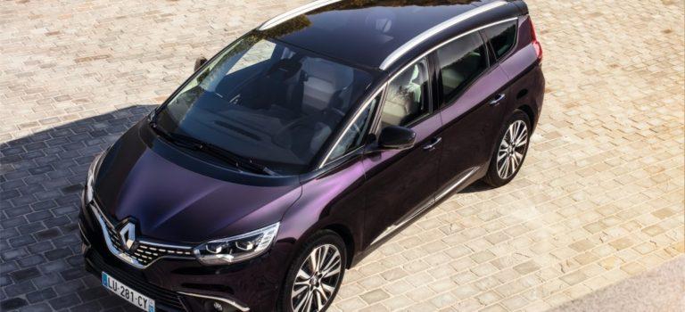 Νέο Renault SCENIC INITIALE PARIS: γνήσια κομψότητα … Γαλλικό στυλ