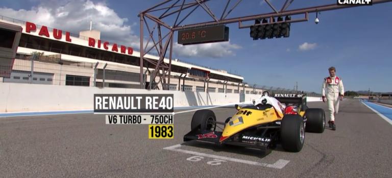 F1 | Επιστροφή στο Μέλλον: Ο Nico Hülkenberg και ο Alain Prost επιστρέφουν στο 1977!