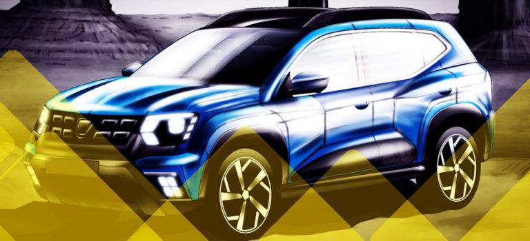 Dacia Duster 2018 Rendering, κοντά στην πραγματικότητα;