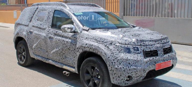 Στις 22 Ιουνίου το ντεμπούτο της δεύτερης γενιάς Dacia Duster;